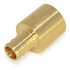 Copper Pipe Adapters (PEX x Female Sweat)