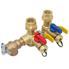 Water Heater Service Valves