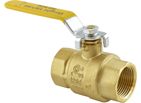 Threaded Brass Ball Valves