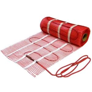 electric radiant floor heat mat for warm floor bathroom kitchen tile