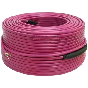 120 153 Sqft Electric Radiant Floor Heating Cable 459 Ft
