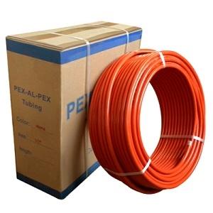 Pex Al Pex Tubing For Floor Heating Baseboards Outdoor